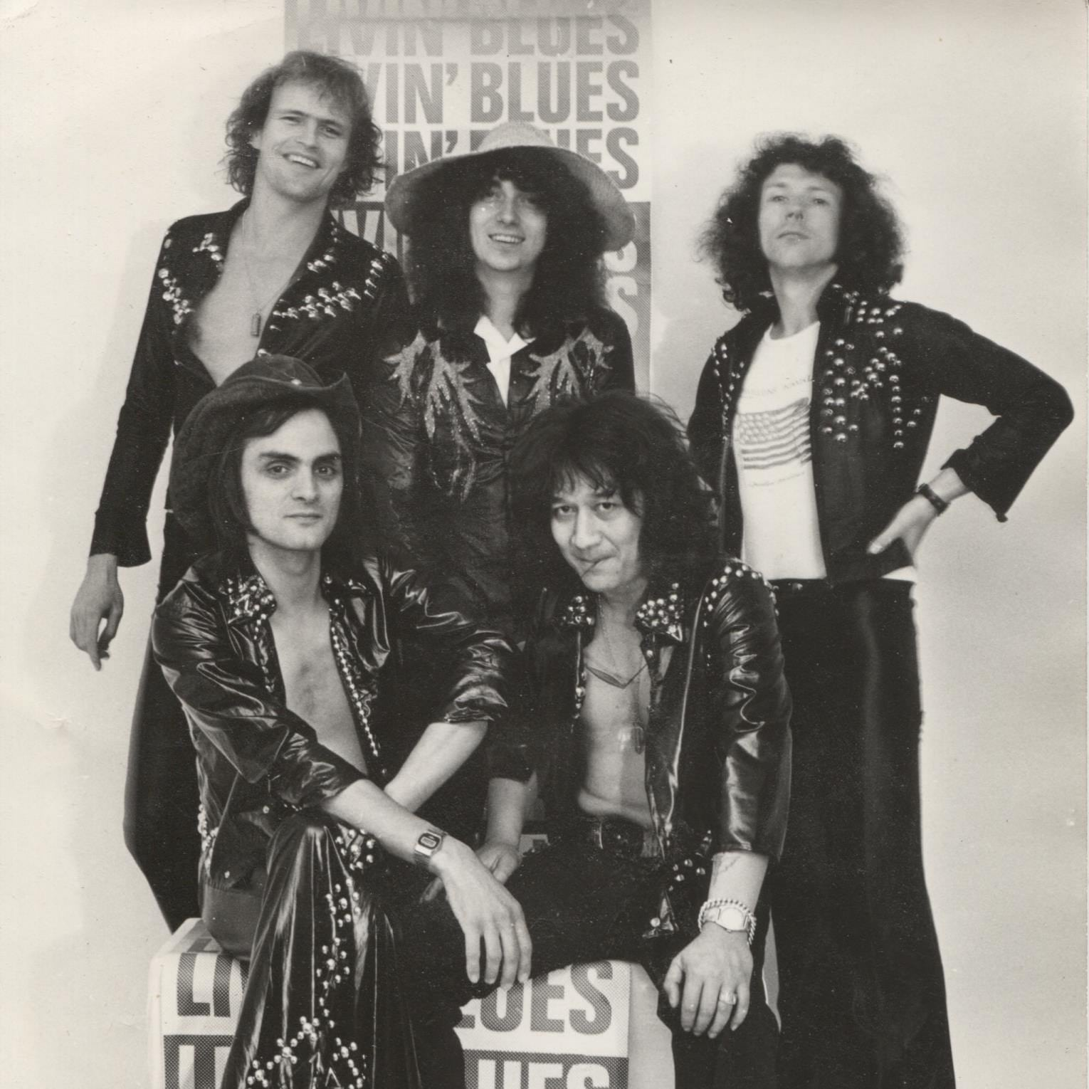 Photo Livin' Blues - 1979